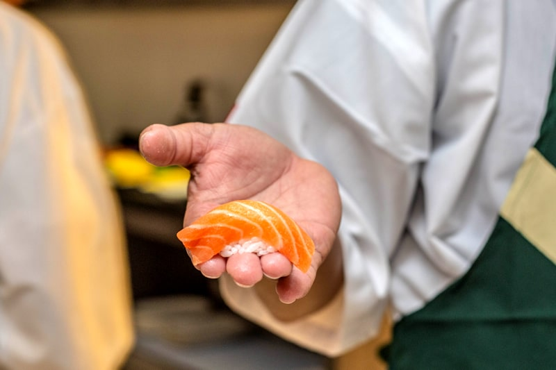 Curso de Sushi - Shizen Curitiba1