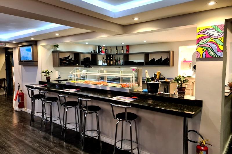 Shizen Restaurante Japonês em Curitiba